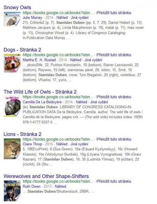 google books stanislav duben